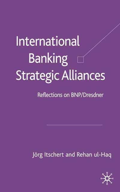 International Banking Strategic Alliances