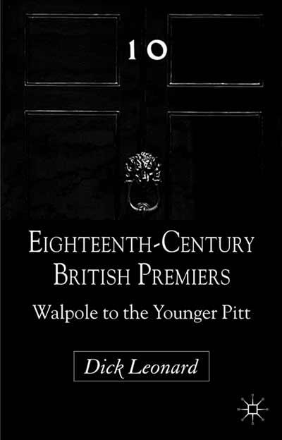 Eighteenth-Century British Premiers