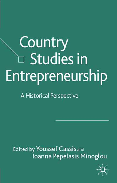 Country Studies in Entrepreneurship
