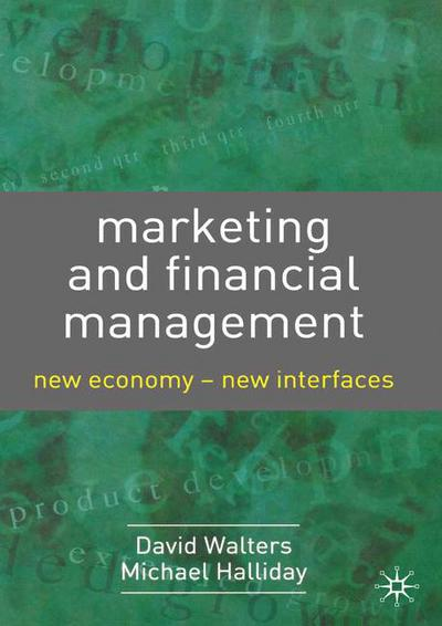 Marketing and Financial Management