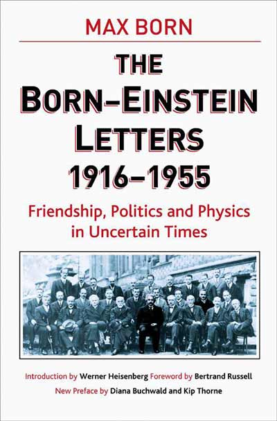 Born-Einstein Letters, 1916-1955