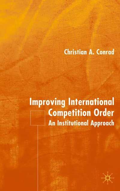 Improving International Competition Order