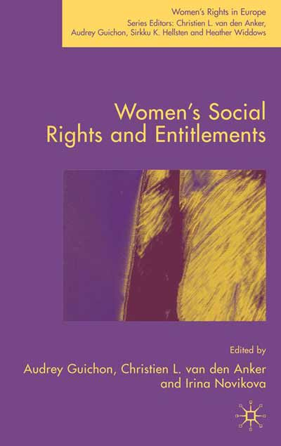 Women's Social Rights and Entitlements