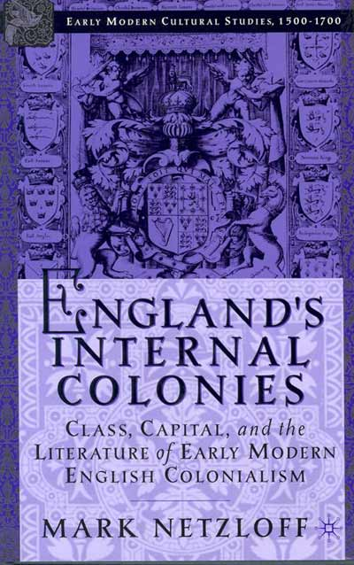 England's Internal Colonies