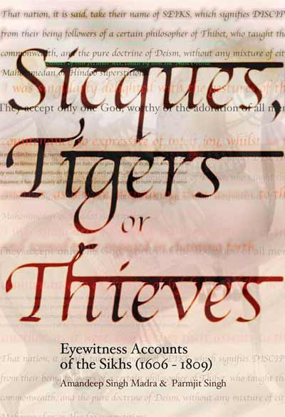 Sicques, Tigers or Thieves