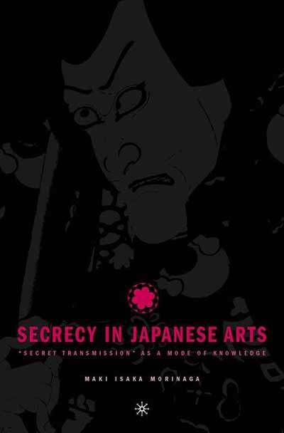 Secrecy in Japanese Arts