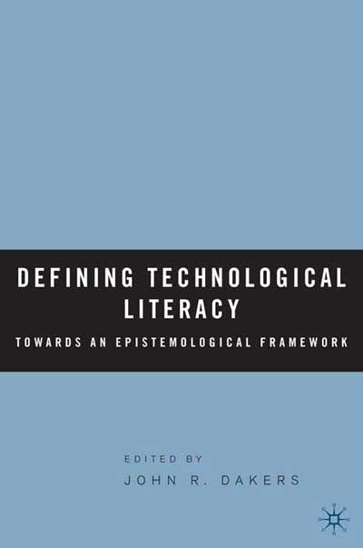 Defining Technological Literacy