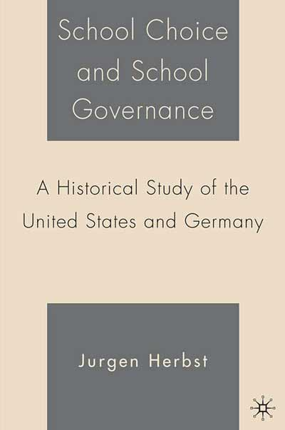 School Choice and School Governance