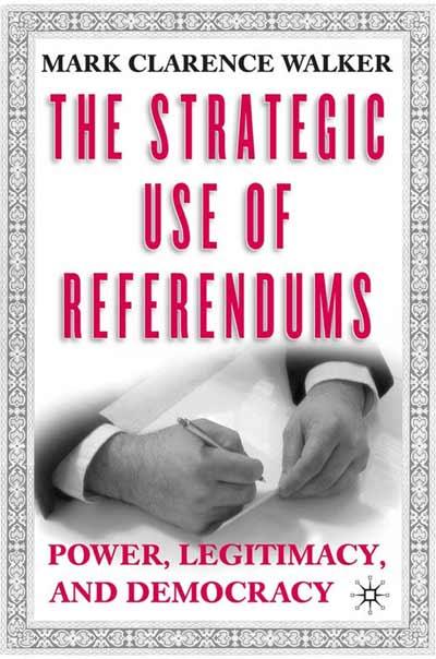 The Strategic Use of Referendums