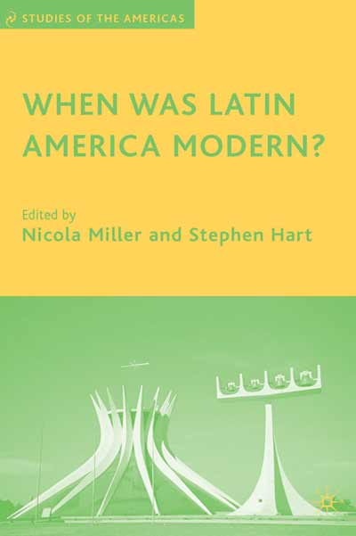 When was Latin America Modern?