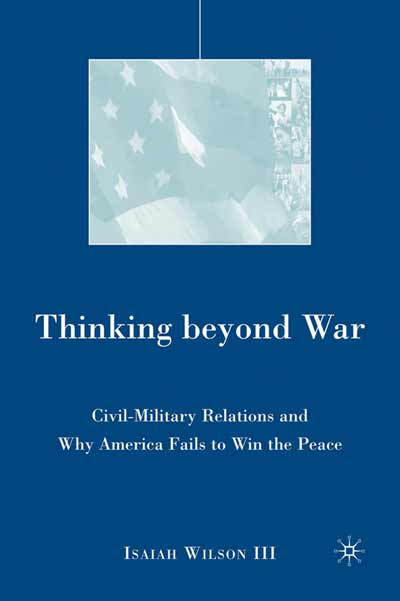Thinking beyond War