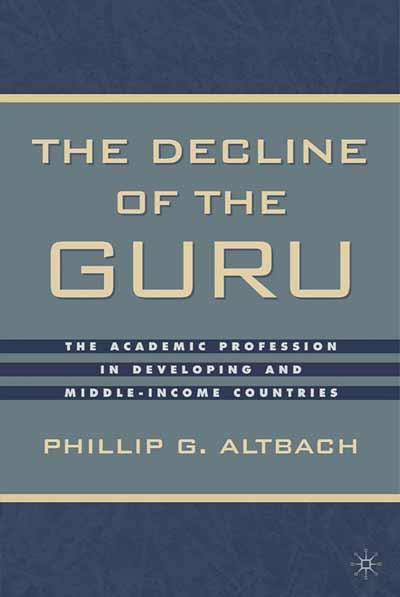 The Decline of the Guru