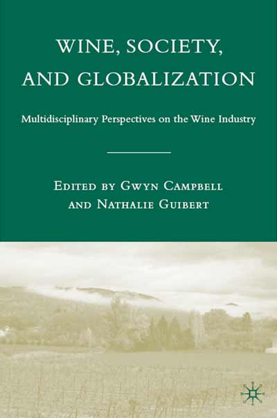 Wine, Society, and Globalization