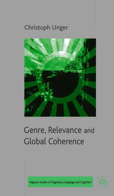 Genre, Relevance and Global Coherence