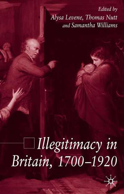 Illegitimacy in Britain, 1700-1920