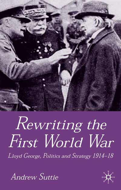 Rewriting the First World War