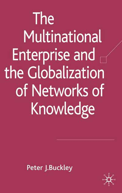 The Multinational Enterprise and the Globalization of Knowledge