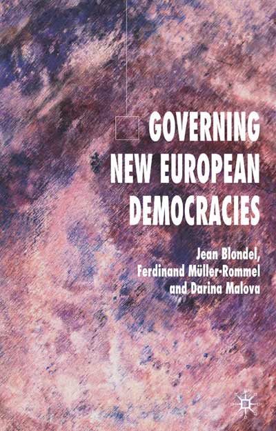 Governing New European Democracies