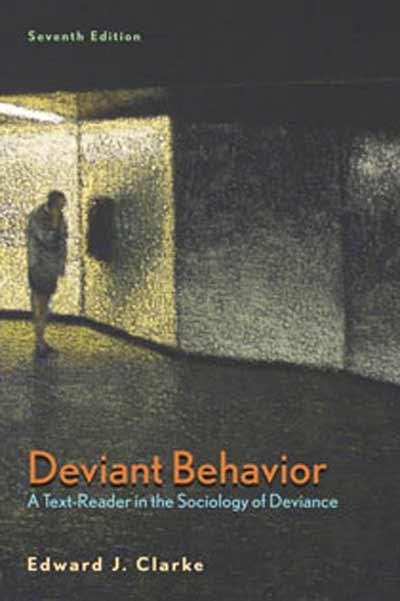 Deviant Behavior 7e