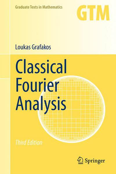 Classical Fourier Analysis
