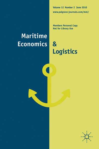 Maritime Economics & Logistics
