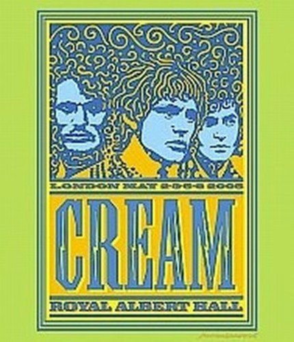 cream royal albert hall london 05 hd dvd new. Black Bedroom Furniture Sets. Home Design Ideas