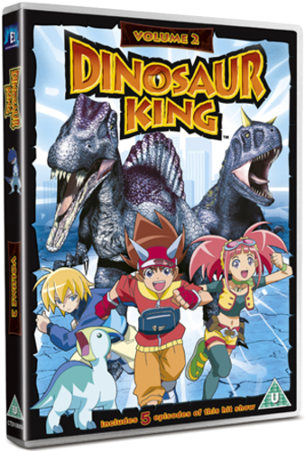 Dinosaur king volume 2 dvd 2009 5030305106850 ebay - Dinosaure king saison 2 ...