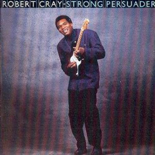 the robert cray band strong persuader cd 1991 ebay. Black Bedroom Furniture Sets. Home Design Ideas