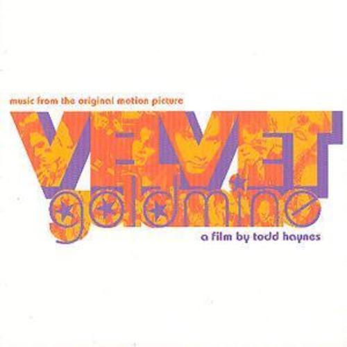 original soundtrack velvet goldmine cd 1999