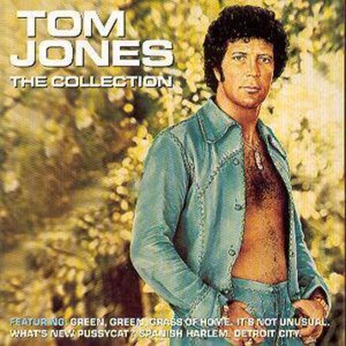 tom jones the collection cd 1995 731455152029 ebay. Black Bedroom Furniture Sets. Home Design Ideas