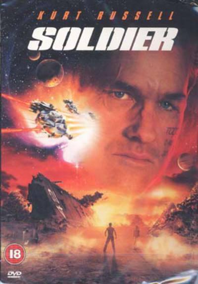 Soldier DVD Kurt Russell, Jason Scott Lee, Jason Isaacs ...