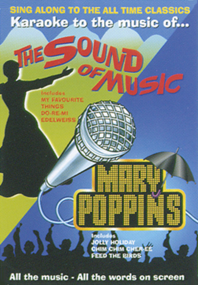 The Sound of Music/Mary Poppins Karaoke DVD (2004)