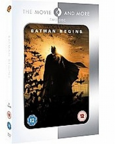 batman begins the movie amp more 2 disc special edition