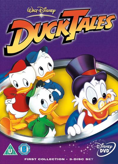 Ducktales Serie