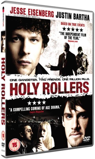 Holy Rollers DVD 5060269890250 | eBay