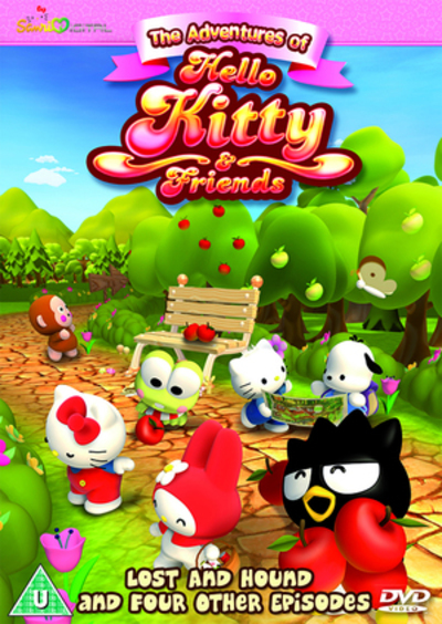 The Adventures Of Hello Kitty & Friends Lost And Hound