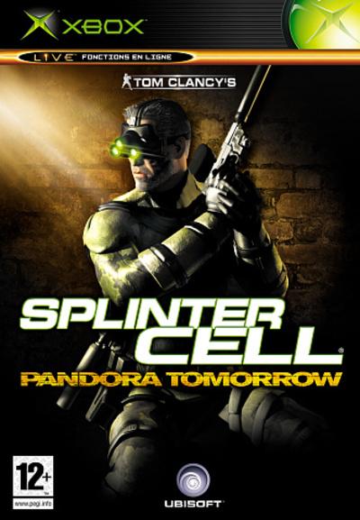 Tom Clancy's Splinter Cell: Pandora Tomorrow (Xbox) VideoGames