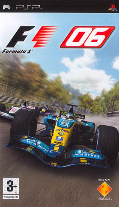Formula 1 2006 (PSP) Sony PSP
