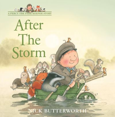 Image result for percy the park keeper after the storm