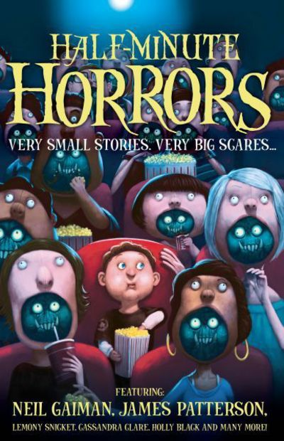 Half-minute horrors by Various (Paperback / softback)