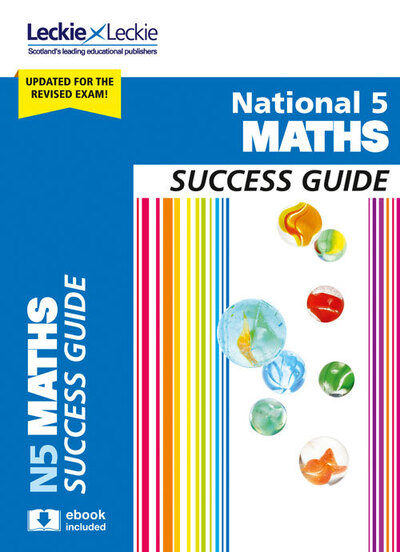 Jacket Image For: National 5 maths. Success guide