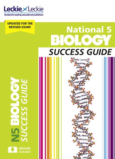 Jacket Image For: National 5 biology success guide