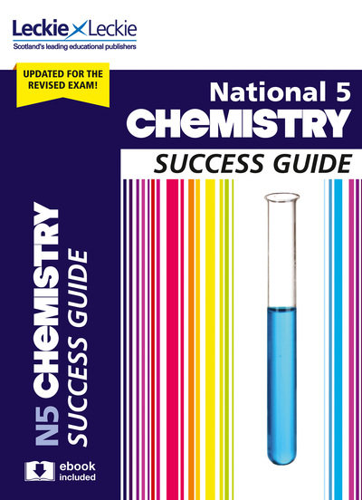Jacket Image For: National 5 chemistry success guide