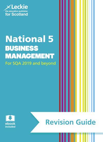Jacket Image For: National 5 business management