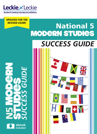 Jacket Image For: National 5 modern studies success guide