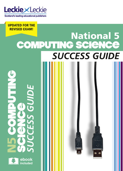 Jacket Image For: National 5 computing science success guide