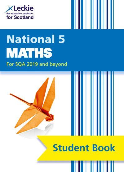 Jacket Image For: National 5 mathematics. Student book