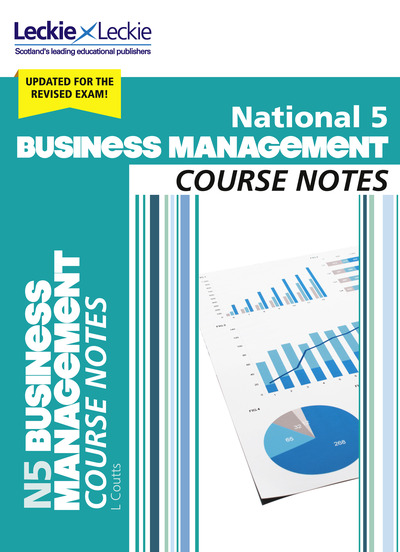 Jacket Image For: National 5 business management. Course notes