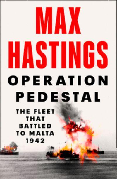 Jacket image for Operation Pedestal