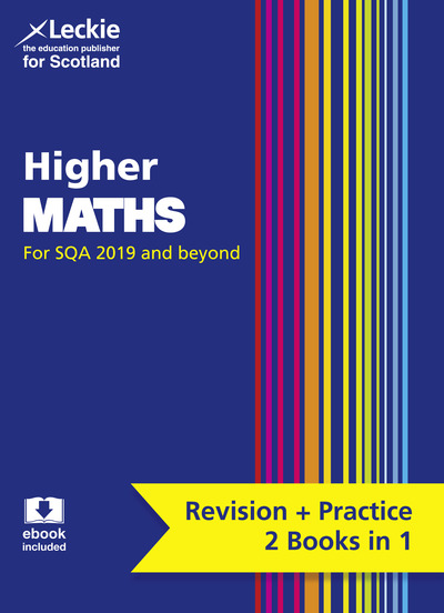 Jacket Image For: Higher maths